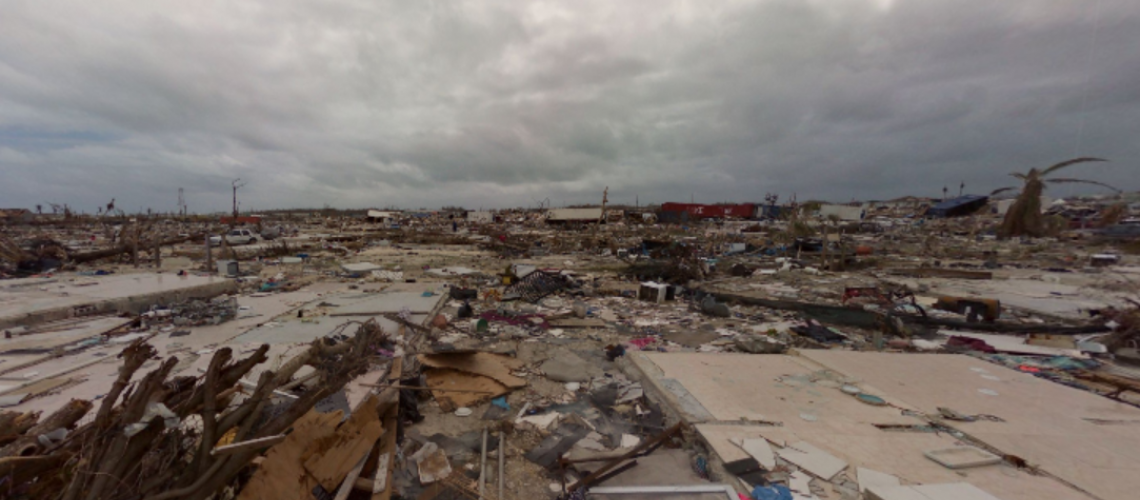 The Bahamas after Hurricane Dorian