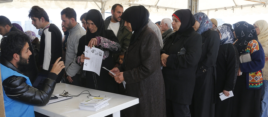 Refugee women face complex barriers to proving identity