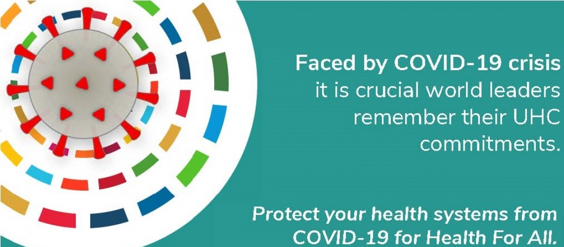 COVID-19 (coronavirus): Universal health coverage in times of crisis