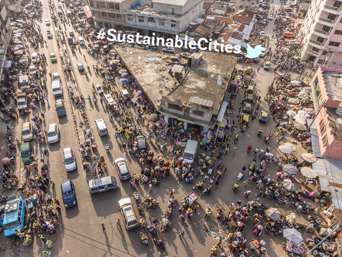 Sustainable Cities Photo Competition Winner / Yannick Folly