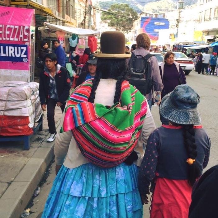 La Paz, Bolivia. Photo by Andy Shuai Liu / World Bank