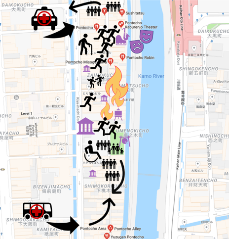 Ponto-cho map