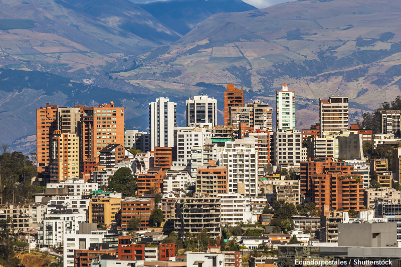Photo by ecuadorpostales via Shutterstock