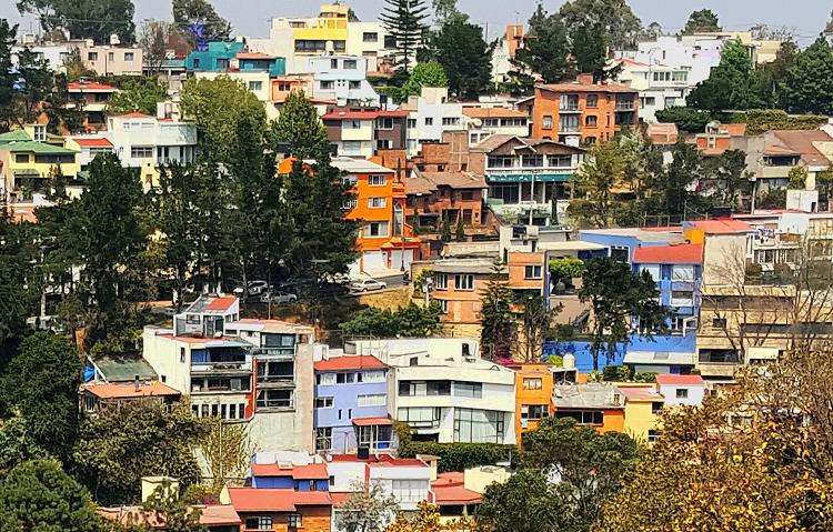 Mexico City. Photo by VV Ninci via Flickr CC