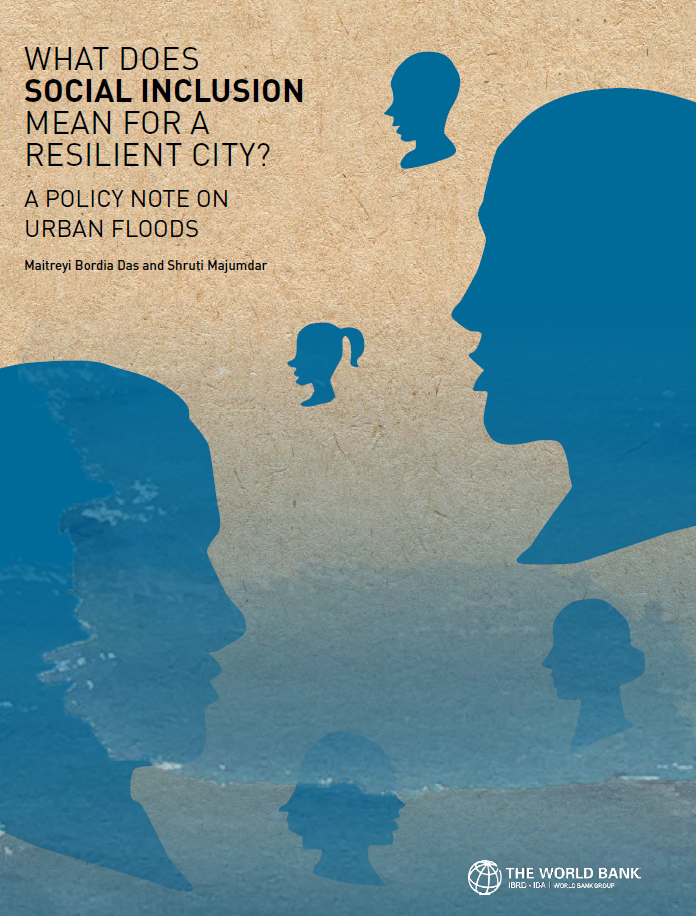 What Does Social Inclusion Mean for a Resilient City? A Policy Note on Urban Floods