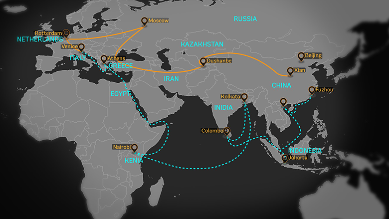 Three Opportunities and Three Risks of the Belt and Road Initiative