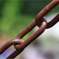 Chain. Source: http://www.flickr.com/photos/pratanti/5359581911/
