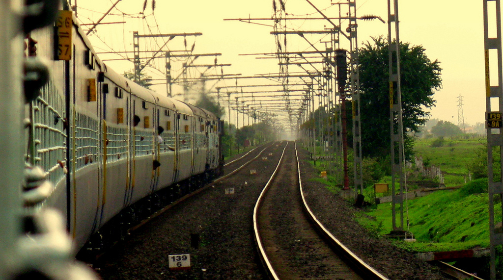 Railways are the future—so how can countries finance them?