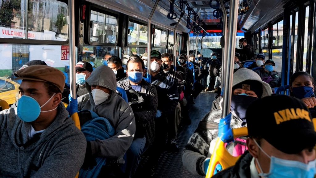 Covid 19 Could Help Latin America Accelerate Toward More Inclusive Transport