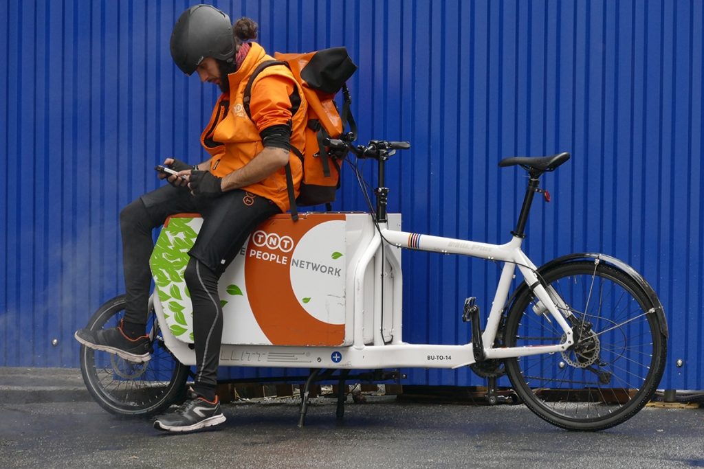 An old solution to new challenges: The rebirth of the cargo bike