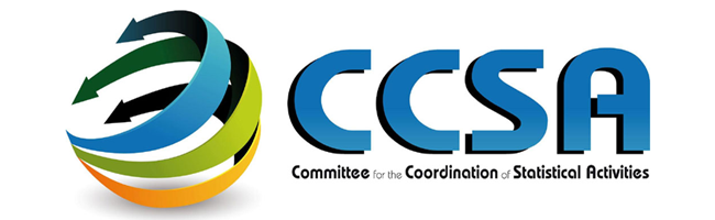 Logo: Committee for the Coordination of Statistical Activities