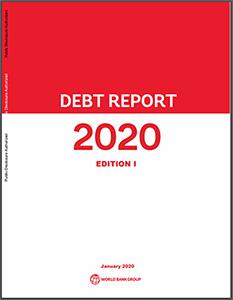 Descargue el Informe sobre la deuda 2020 - Primera edición (PDF en inglés)