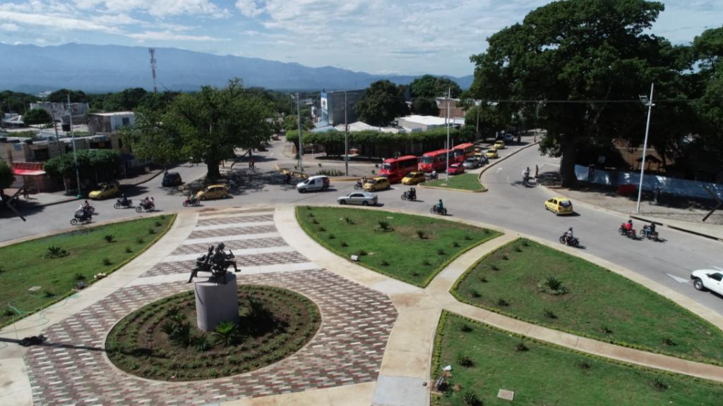 Glorieta de La Ceiba