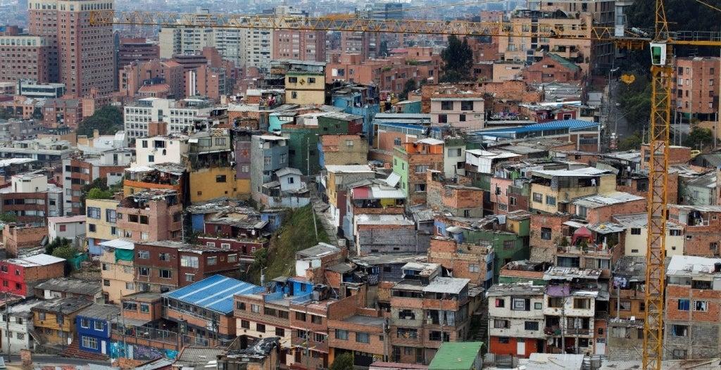 Corona pandemic on city's economic geography