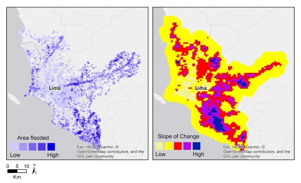 The City Resilience Program incorporates nighttime light data in its City Scan product to highlight where hotspots of economic activity may be developing in flood-prone areas