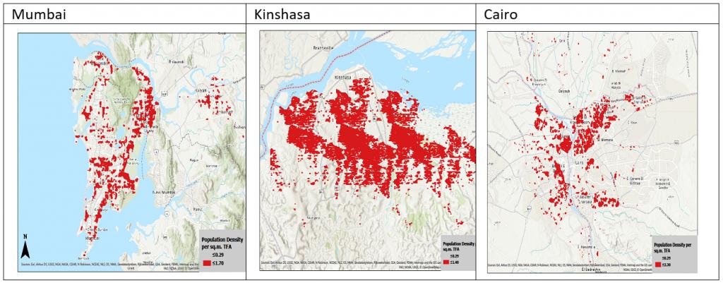 Potential Exposure Hotspots