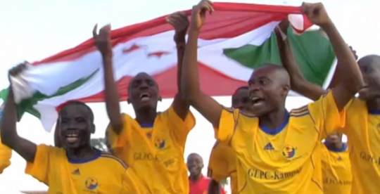 Team Burundi, Great Lakes Peace Cup