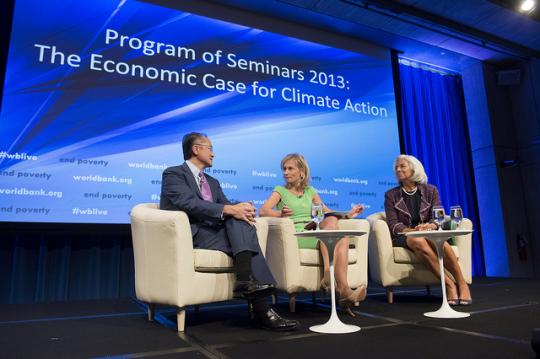 Economic Case for Climate Change Event