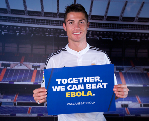 Together, We Can Beat Ebola