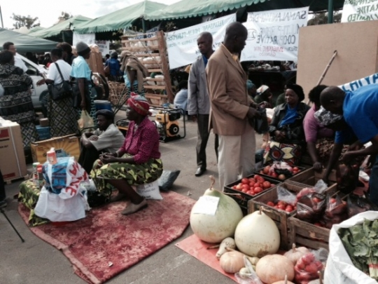 Food Safety in Zambia: How Small Improvements Can Have Big Impact