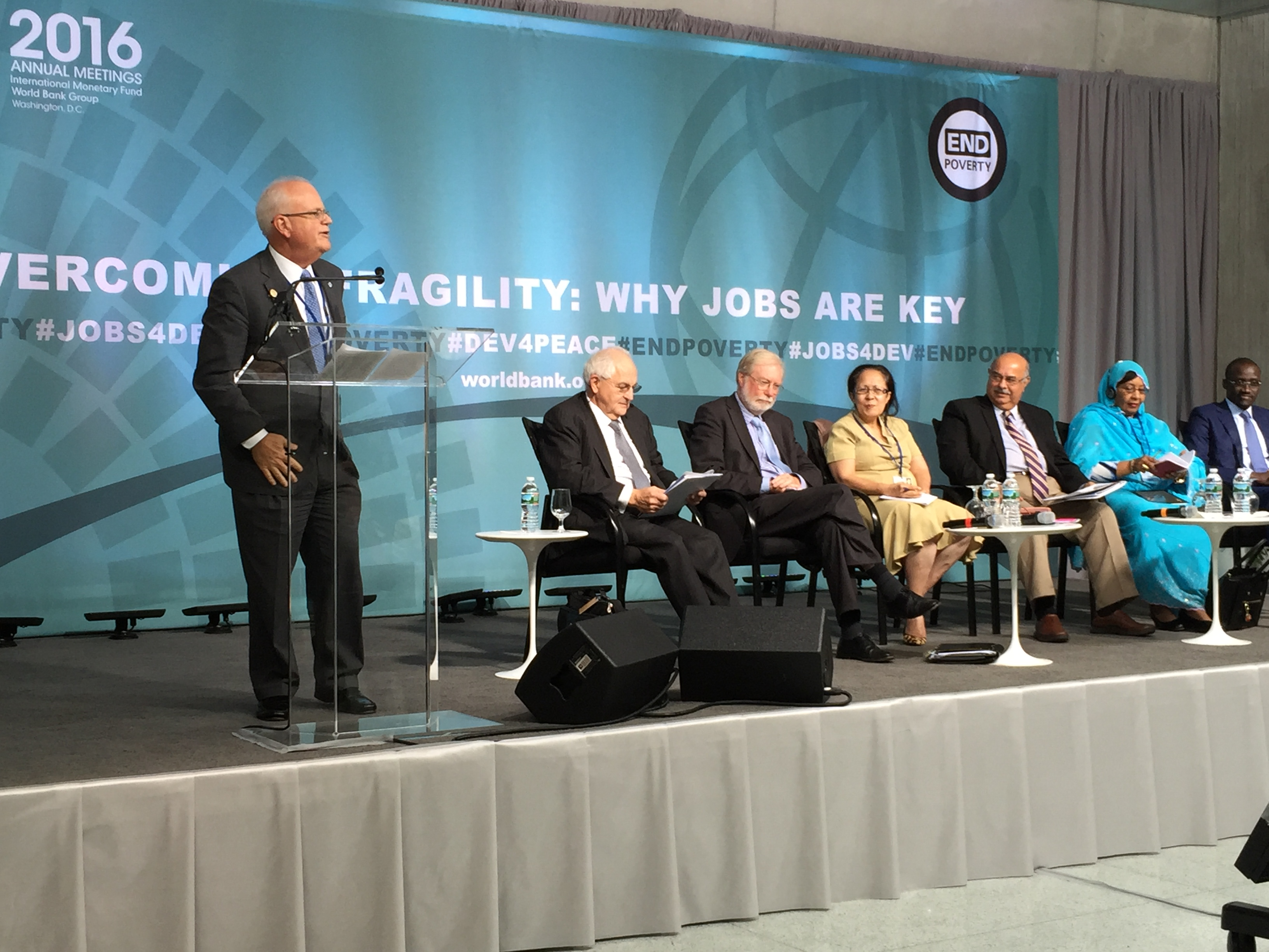 Why Jobs are Key, World Bank Live.