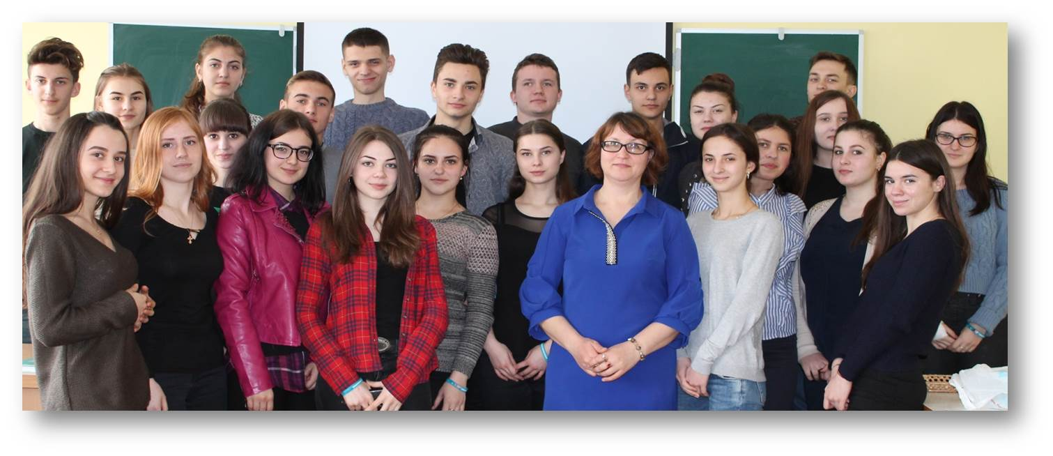 The Harmonious Family Relationships course is Moldova's first, voluntary school-based intervention focused on the prevention of domestic violence