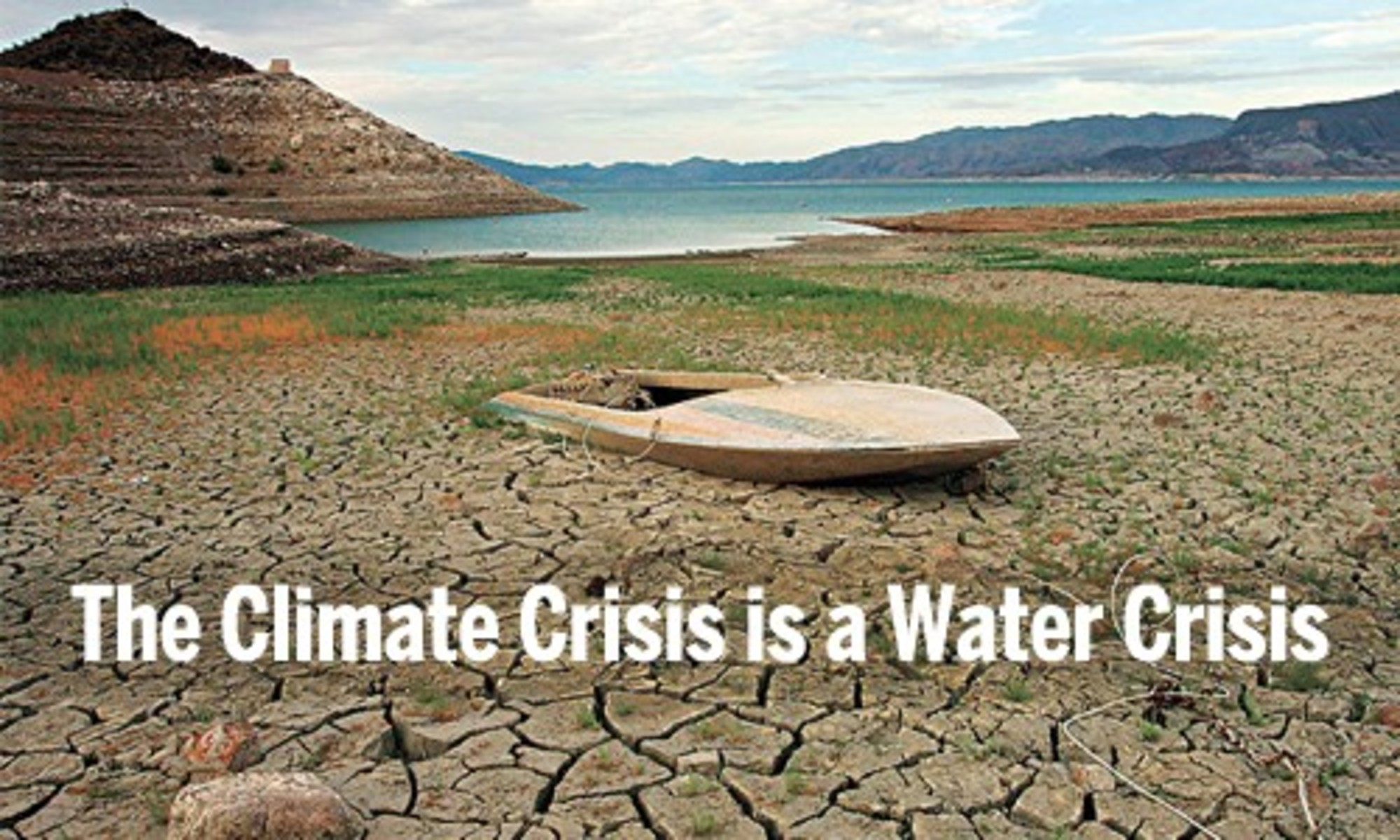 Time to adapt to changing climate: what does it mean for water?
