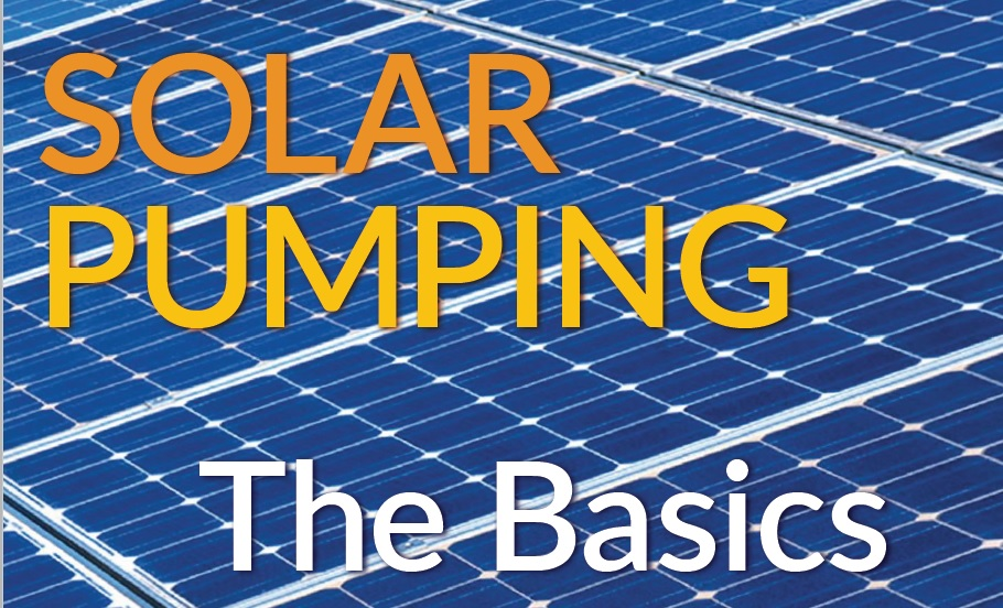 Solar Pumping 101: the what, why, and the how