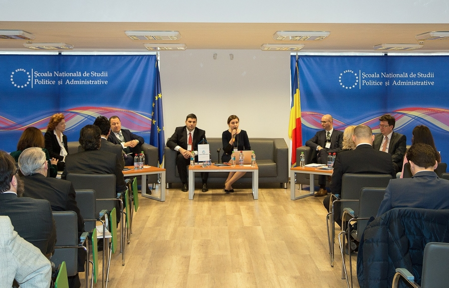 WDR 2016 presentation in Romania